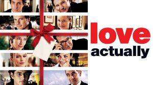 ภาพยนตร์ดราม่าโรแมนติก Love Actually (ทุกหัวใจมีรัก)